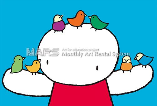 Seven birds画像