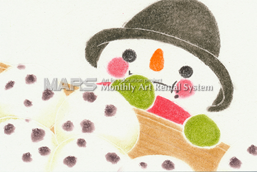 京都おさんぽシリーズ 豆もち画像