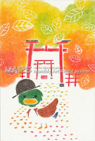 京都おさんぽシリーズ 糺の森画像