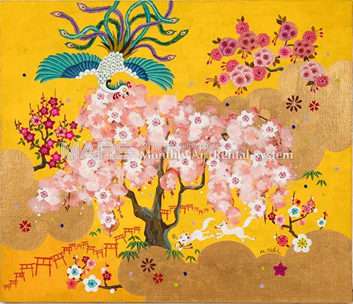 Wonder Land Japan!~お花見~画像