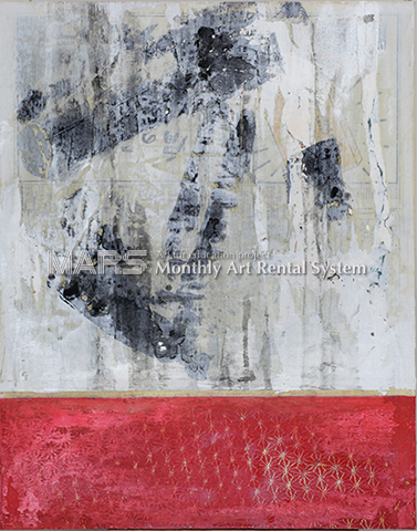 Untitled(Kimono red)画像