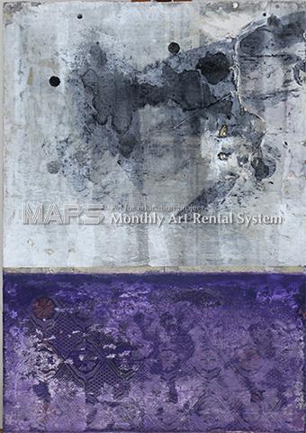 Untitled(Kimono purple 2)画像